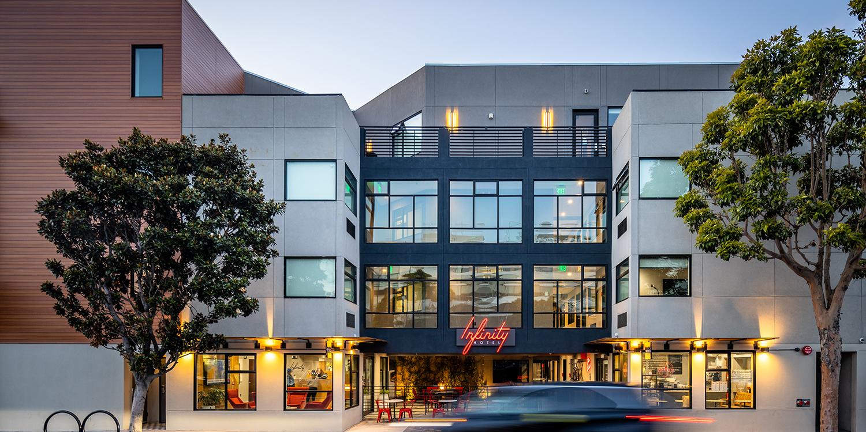 SAN FRANCISCO'S NEWEST HOTEL